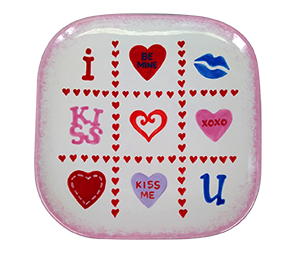 Tribeca Valentine's Tic Tac Toe
