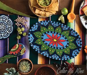 Tribeca Talavera Tableware