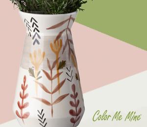 Tribeca Minimalist Vase